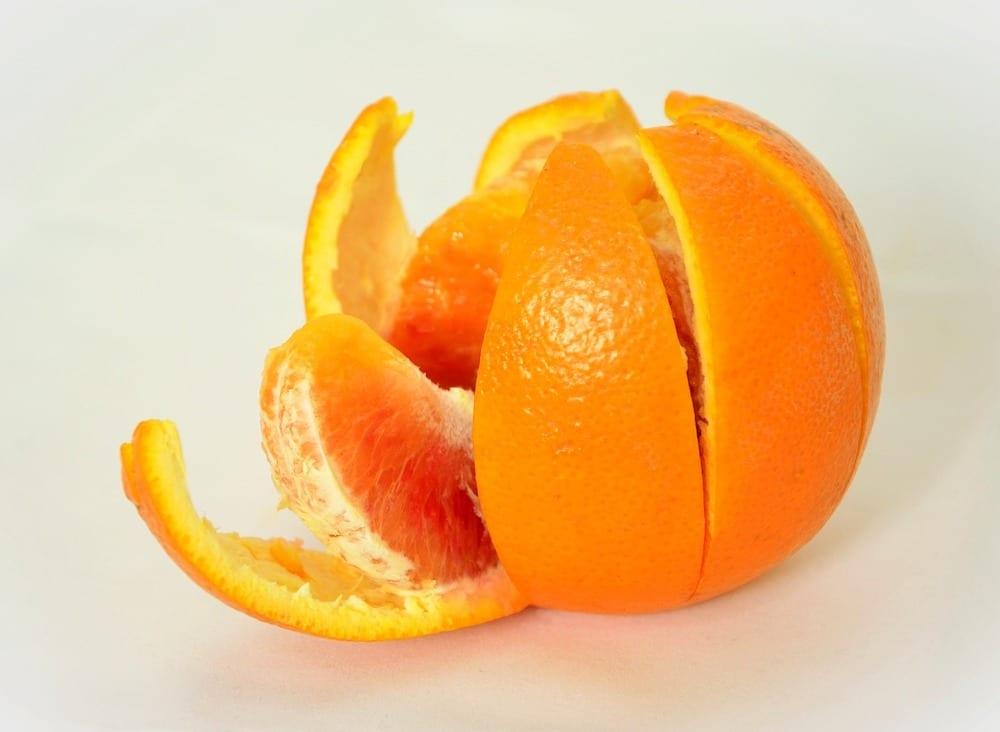 Do Orange Peels Deter Cats